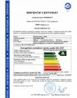 Energetická účinnost TOV MODI 320